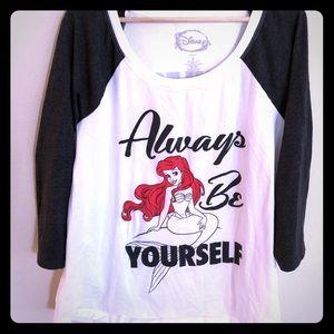 Torrid Disney Ariel T-Shirr
